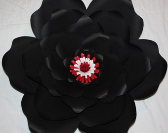 The Peyton ~ Extra Large Paper Flower ~ Handmade Flowers ~ Custom Wedding Decor ~ Backdrops ~ Handmade Paper Flowers