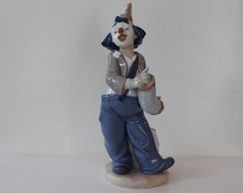 NAO Clown with accordion