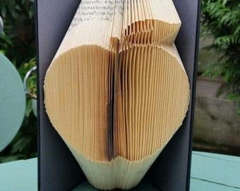 Teachers Apple Book Folding Pattern 144f, Plus Free Beginners Tutorial