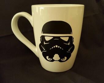 Star Wars coffee cup