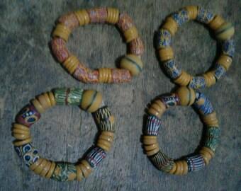Africa Ghana Beads Bracelet