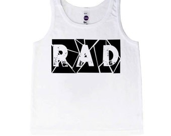 Kids Tank Top - Trendy Baby Boy Clothes - Baby Summer Outfits - Hipster Baby Clothes - Summer Fashion - Boy Toddler Girl - Cool Kids - Rad