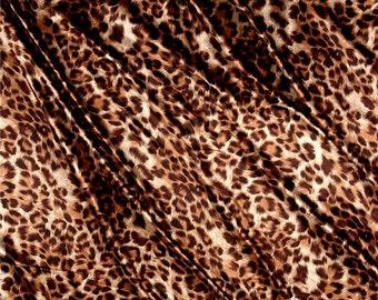 Tissus Leopard Etsy Fr