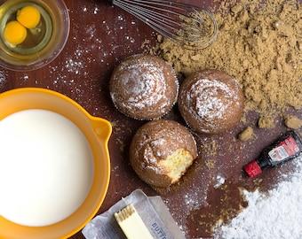 French Vanilla Muffins
