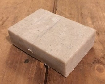 Goats Milk Soap Mint & Clay