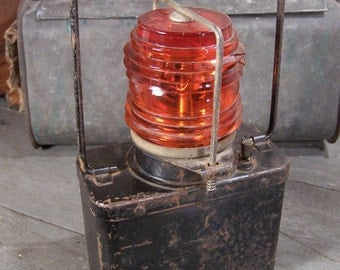 Constable lamp