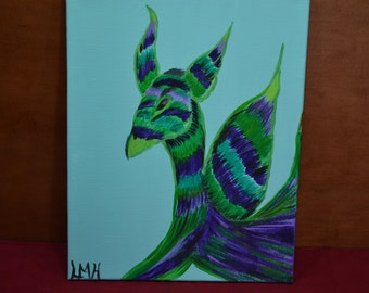 Gryphon Energy Painting