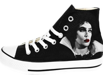 Time Warp (The Rocky Horror Picture Show) Hightop Sneakers