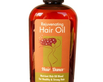 Hair Oil Treatment, Deep Conditioning and Repair, Natural Oil Blend of Argan Oil, Walnut, Avocado and more. Contains Omega 3