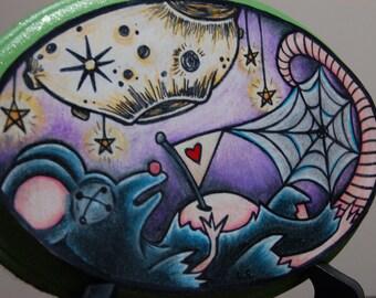 Bury me on the Moon Surrender Rat