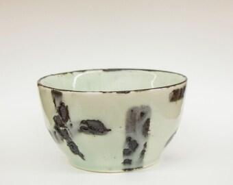 Porcelain Bowl and Large Vessel