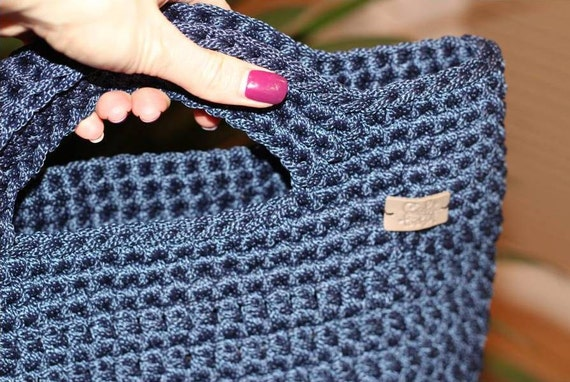 Lining Crochet Bag : All Bags & Purses
