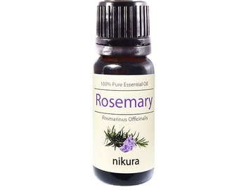 100% Pure Rosemary Essential Oil 10ml