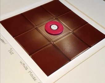 Chocolate Button - Limited Edition photographic print