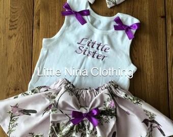 Lilac Bird 'Little Sister' Sets
