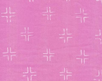 Trellis - Purple - 1/2 Yard -  From Brush Strokes by Holly DeGroot for Cloud9 Fabrics