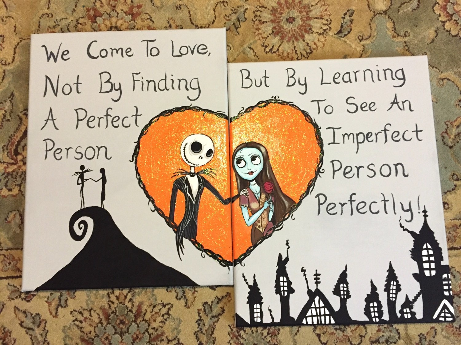 Unique Jack and Sally Quotes Nightmare before Christmas | Best ...