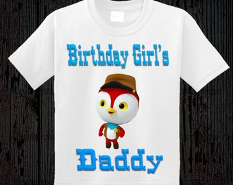 Sheriff Callie Dad Shirt