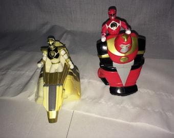 Power Rangers McDonald's Ninja Zords