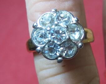 Vintage ring size8