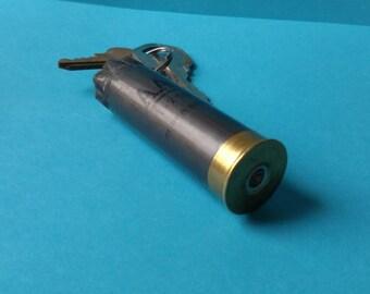Shot gun shell keychains