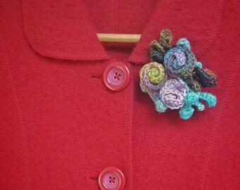 Brooch of Roses (3)