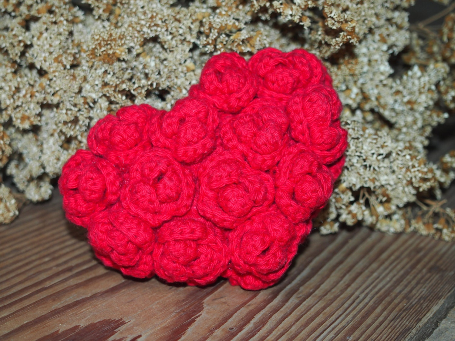 Amigurumi Heart Pillow : crochet pattern heart amigurumi ring pillow pattern crochet
