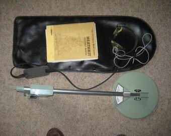 Heathkit GD-348 Deluxe Metal Detector!