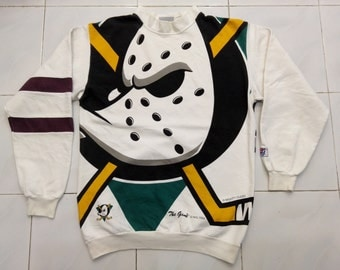 Vintage 90s Mighty Ducks Hockey Ice NHL 1994