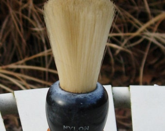 Shaving Brush Vintage Shaving Brush Vintage Nylon Bristled Shaving Brush