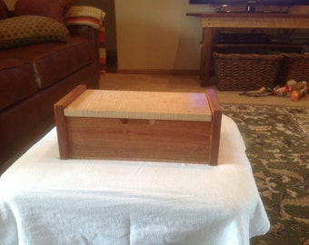 Ipe' and Maple Jewelry Box
