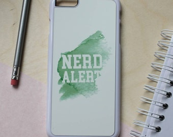 Nerd Alert iPhone case