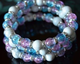 Galaxy Triple Cuff bracelet