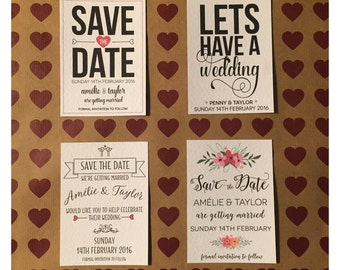 Save the Date - Digital Download