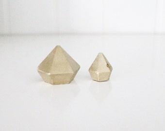 Concrete Diamonds | Create your own phrase with diamonds, arrows, hashtags & letters