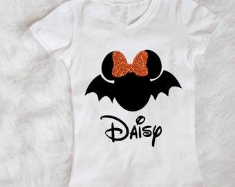free shipping kids disney halloween shirt kids custom disney shirt kids halloween shirt custom halloween shirt mickey mouse shirt