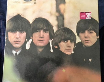 "The Beatles Record ,""BEATLES FOR SALE""1964 - No Reply/ i am a loser/ Eight Days A Week, original vinyl record,Vintage Vinyl Record Album"