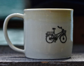 Cruiser bike mug
