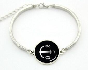 Anchor Charm Bracelet ~