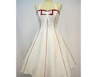Wedding dress evening dress