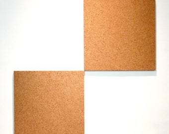 Real Natural Cork Tiles Self-Adhesive (10 tiles)
