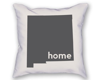 New Mexico Home Pillow
