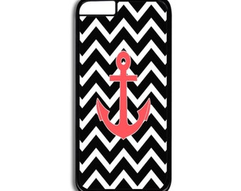 Chevron iPhone case- Anchor- iPhone Case- Cell Phone cases- Cell Phone Accessories