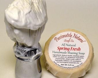 Spring Fresh Shaving Soap