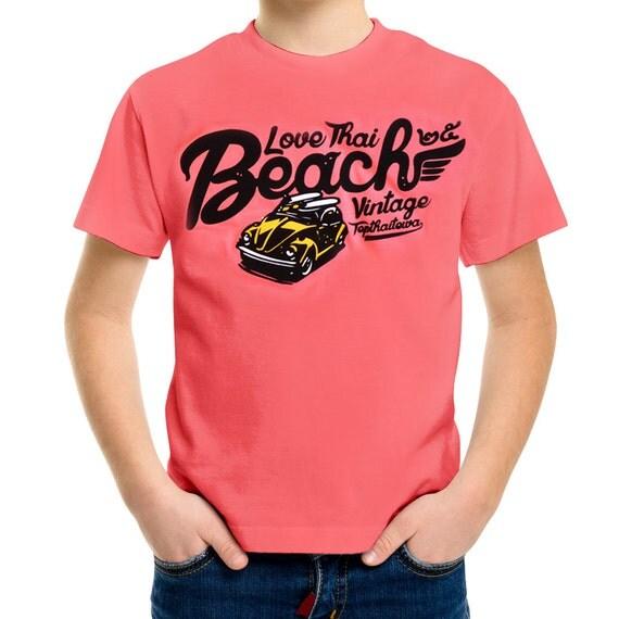 TepThaiTewa : Love Thai Beach Boys' T-Shirt