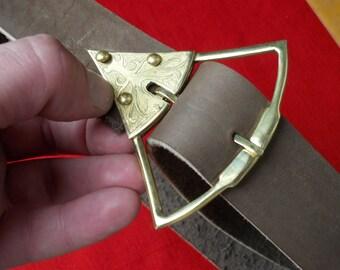 Boromir shield buckle as seen in LOTR movie
