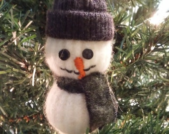 Christmas ornament Snowman (08)