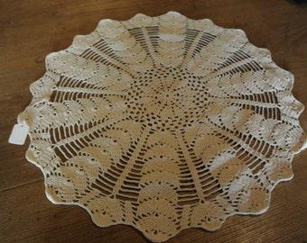 Round Handmade Dollie