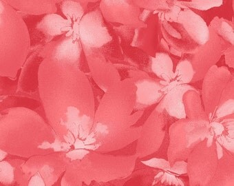 Catalina - Per Yd - Maywood Studio - Cream or PinkRed or Red