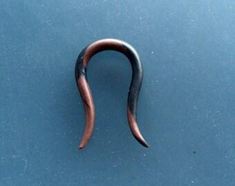 Original trim Brown and Black 4 mm in diameter